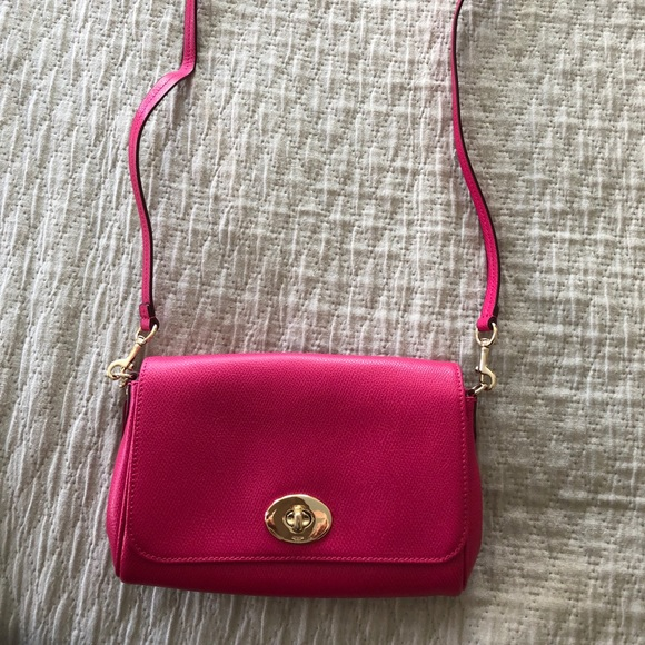 f0910fb8cb0 Coach Bags | Gorgeous Pink Purse | Poshmark
